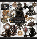 Steampunk | Png Pack