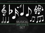 Musical Symbols | Brushes