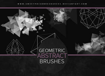 Geometric Abstract | Brushes