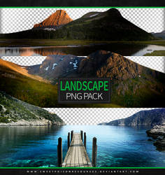 Landscape | Png Pack by sweetpoisonresources