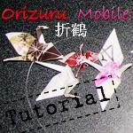 Origami Crane Mobile Tutorial by JRCsince79