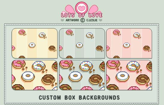 CBox BG - Donut Lover
