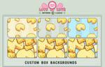 CBox BG - Cheese Lover