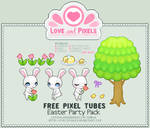 Pixel - Easter Party Tube Pack