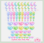 Pixel - Crystal Clips Pack