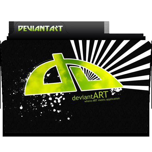 deviantART Folder HD by JackXan
