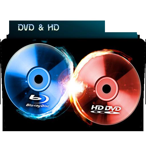 DVD e HD Folder by JackXan ...  sc 1 st  DeviantArt & DVD e HD Folder by JackXan on DeviantArt