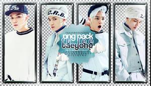 TAEYONG (NCT) THE 7TH SENSE Png pack [072417]