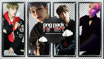 SEVENTEEN TEEN AGE Png pack