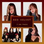 RED VELVET PERFECT VELVET Png pack