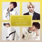 NCT SEASON GREETINGS 2018 Png pack