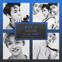 NCT U VOGUE KOREA Png pack by RoxyNeonColors