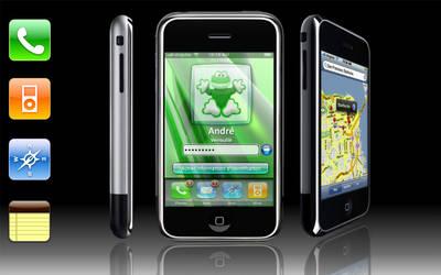 Logon Vista Iphone by bigdd