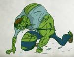 The Incredible Hulk Nightmare 3
