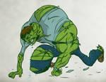 The Incredible Hulk Dream