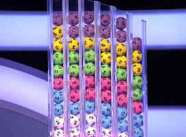 The National Lottery Mock Draw 7