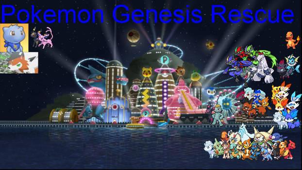 Pokemon Genesis: 7th Rescue B