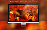 Manowar: Warriors of Metal wallpaper set