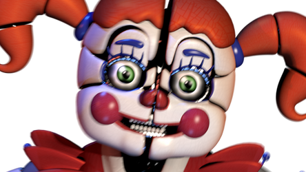 Circus Baby Jumpscare Remake! by RodaAnimation