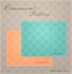 Ornament Pattern by Gormal