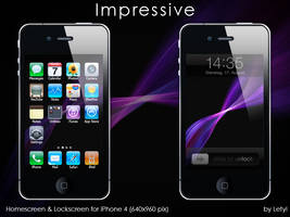 Impressive for iPhone by Letyi