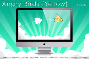 Angry Birds -Yellow- by Letyi
