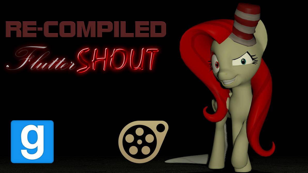 GMOD SFM DL] Recompiled Fluttershout by Optimus97 on DeviantArt
