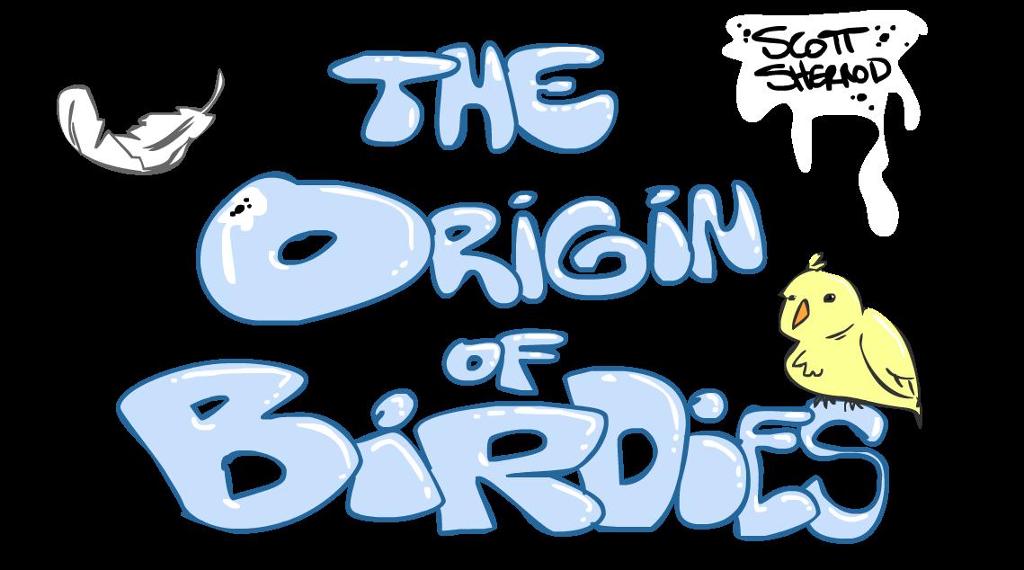 origin of birdies