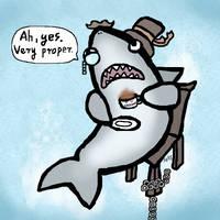 Mr. Fancy Shark