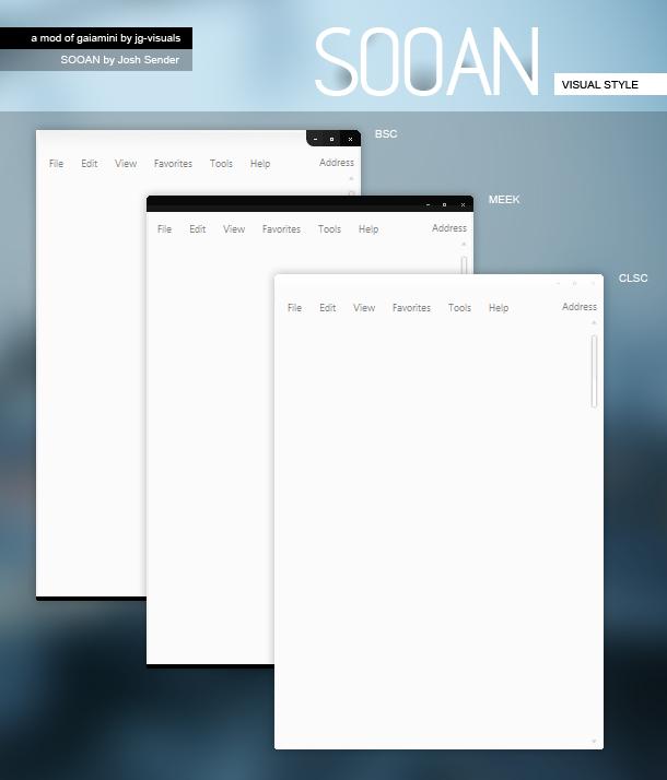 SOOAN by requestedRerun