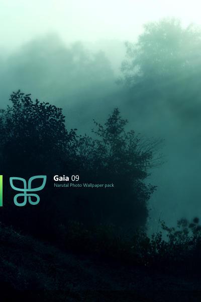 Gaia09 Narutal WP pack by requestedRerun