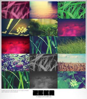 Z E K A wallpaper pack