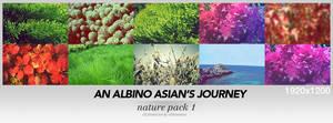An Albino Asian's Journey 1