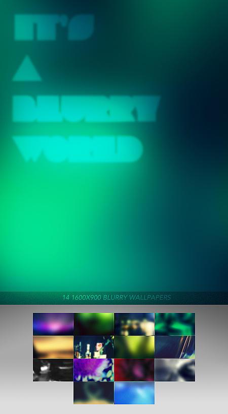 It's a Blurry World by requestedRerun