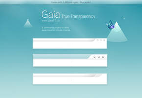 Gaia10 True Transparency by requestedRerun
