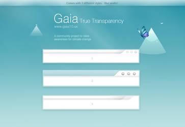 Gaia10 True Transparency by requestedRerun
