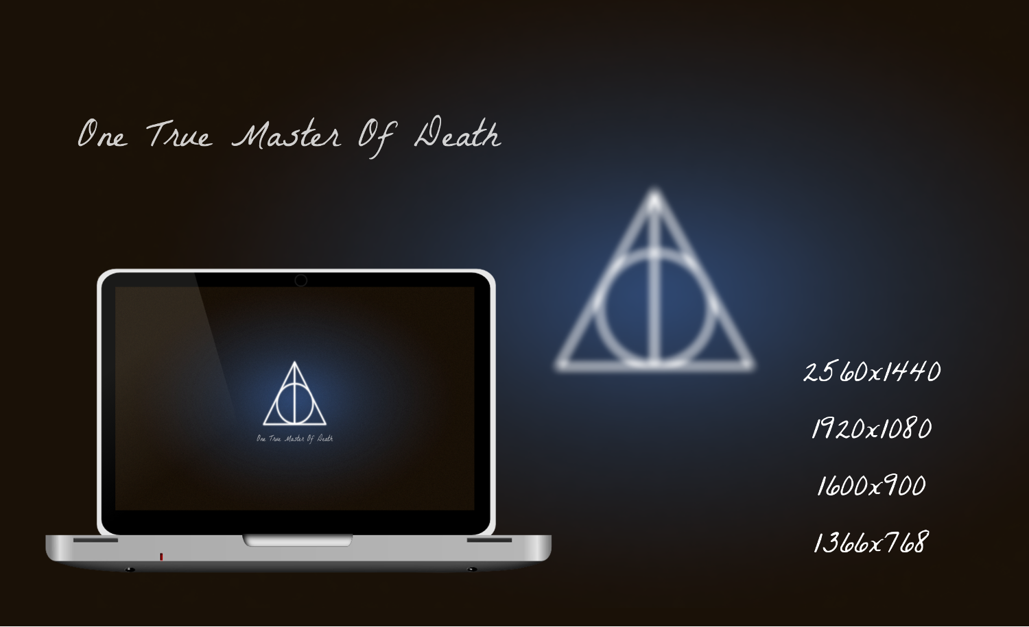 Master of Death - Deathly Hallows by StockThis-StockThat