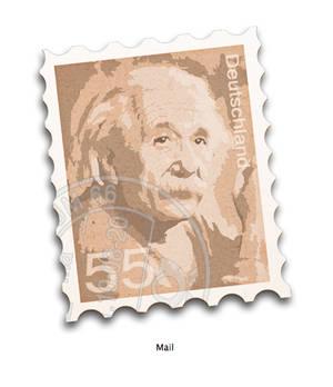 Mail Albert Einstein