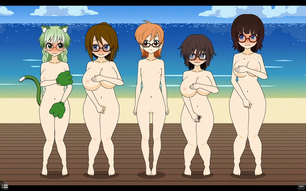 Femme Group ENF by qringstaff