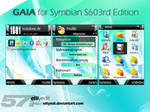GAIA Theme for S60 3rd Edition