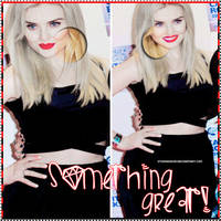 | Something Great PSD |
