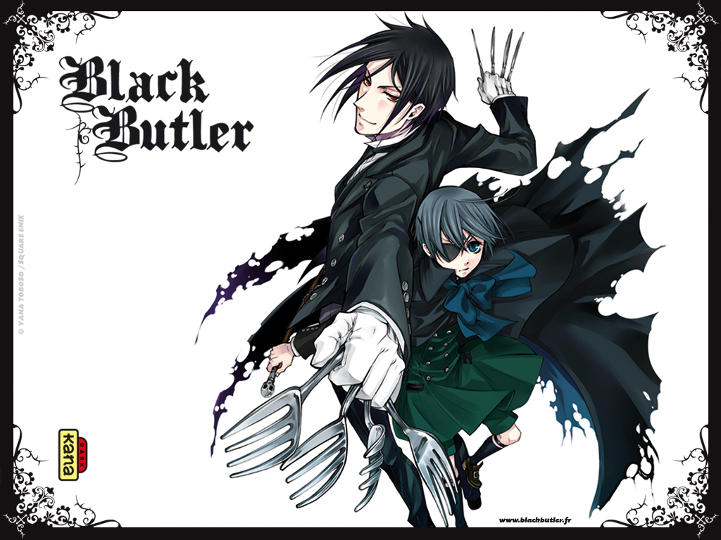 Welcome to the Real World? (Black Butler fanfic) by