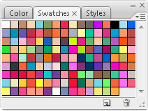 Crayola photoshop colour table by RaindropDrinkwater