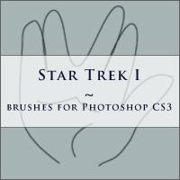 Star Tek I by GrayscaleArt