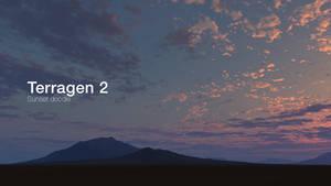 Sunset by KuldarLeement