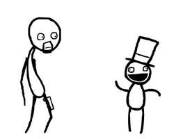 Get That Hat by JackalAnubis