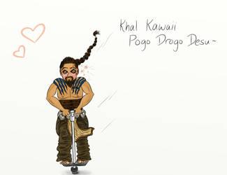6 (Khal Drogo rides the Pogo.gif)