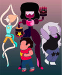 Crystal Gem Dance Party