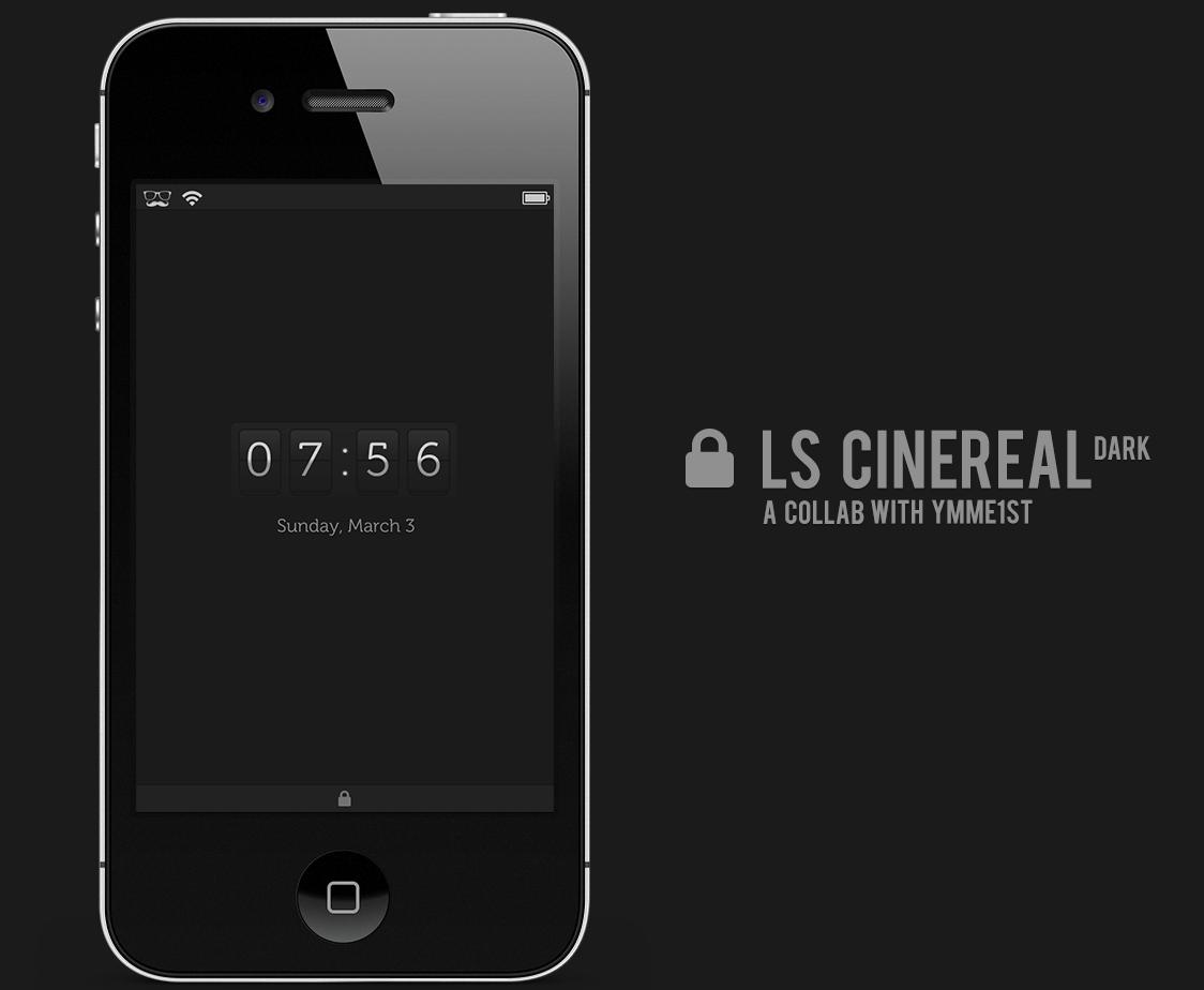 LS Cinereal - Dark by LolCakeLazors