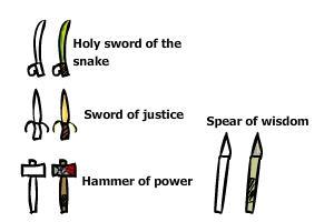 Sword by NinjitsuWarrior